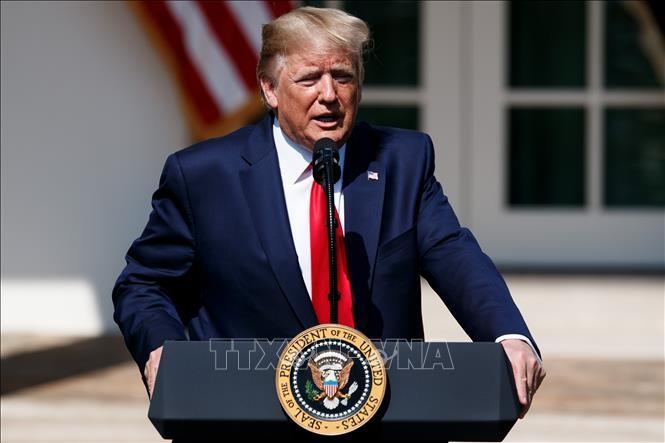 Presiden AS akan segera mengumumkan Rencana Damai Timur Tengah - ảnh 1