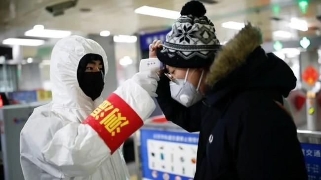 Jumlah orang yang meninggal dan baru terkena penyakit radang paru-paru akut di Tiongkok meningkat drastis - ảnh 1