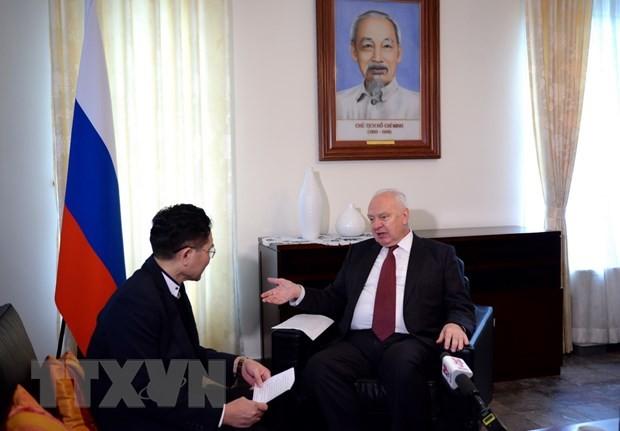 Menjaga hubungan persahabatan tradisional Rusia dan Vietnam  - ảnh 1