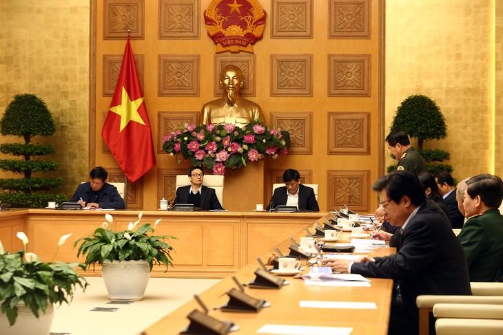 Melakukan wajib lapor kesehatan elektronik terhadap para penumpang yang masuk ke Vietnam sejak pukul 6.00 Hari Sabtu 7/3 - ảnh 1