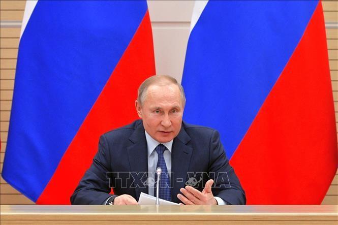 Duma Negara Rusia mendukung UUD amandemen yang mengizinkan Presiden petahana bisa terpilih kembali - ảnh 1