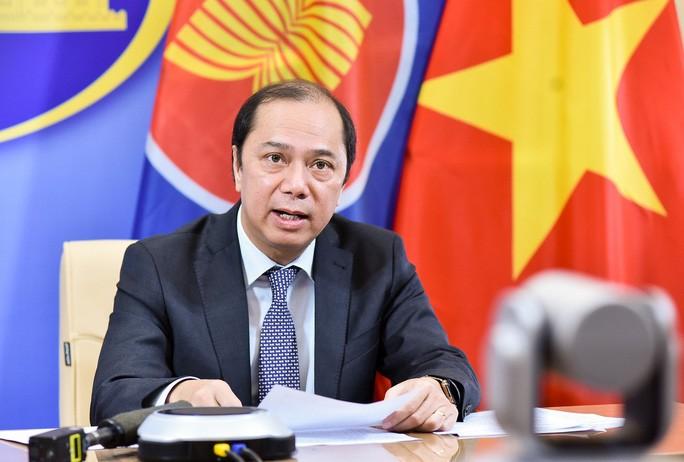 Vietnam berharap agar AS dan Tiongkok mengembangkan peranan sebagai negara besar untuk mencegah dan memundurkan wabah Covid-19 - ảnh 1