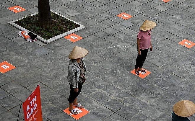 Media massa Rusia dan Jerman mengapresiasi langkah yang dilakukan Vietnam  secara efektif  dalam  melawan wabah Covid-19 - ảnh 1
