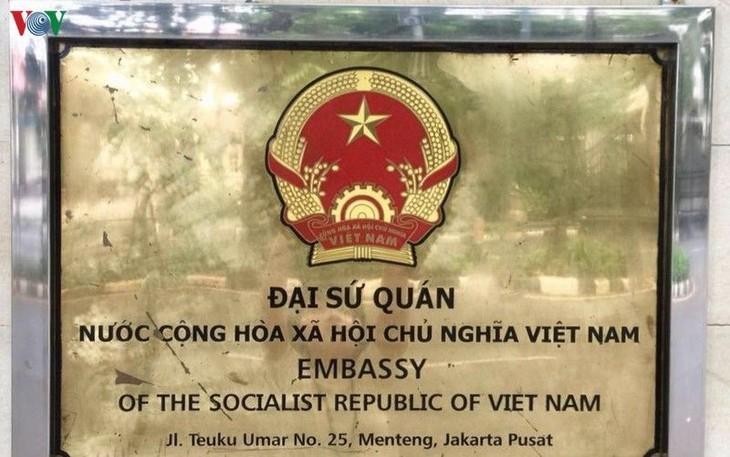 Vietnam mengumumkan misi penerbangan yang membawa warga negara dari Indonesia kembali ke tanah air - ảnh 1