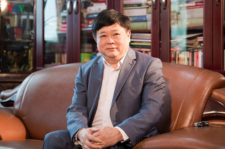 Dirjen VOV, Nguyen The Ky: Pada periode baru, bidang ideologi dan  kebudayaan di pers tetap panas - ảnh 1