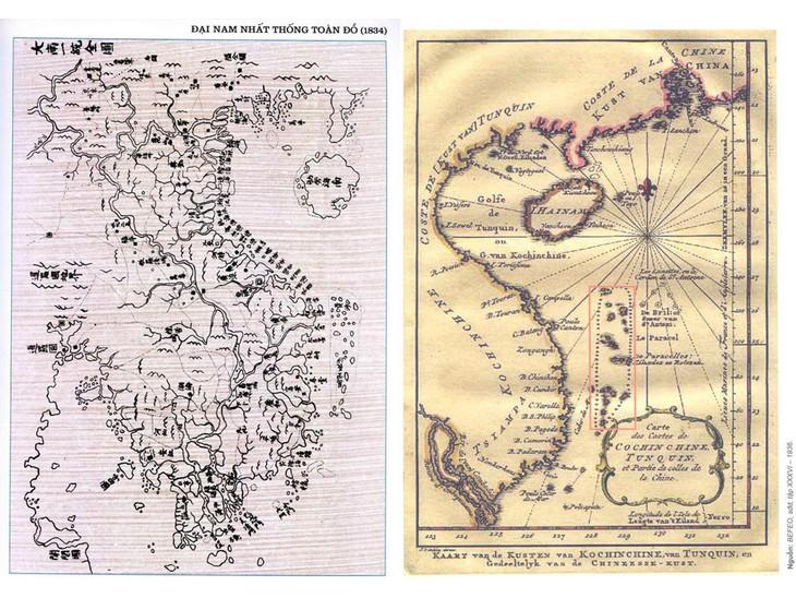 Viet Nam mempunyai kedaulatan yang lengkap dan tak terbantahkan terhadap Kepulauan Hoang Sa dan Truong Sa - ảnh 1
