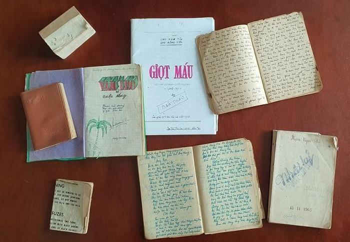 """Seri buku """"Catatan Harian Masa Perang Vietnam"""" diterbitkan secara lengkap - ảnh 1"""