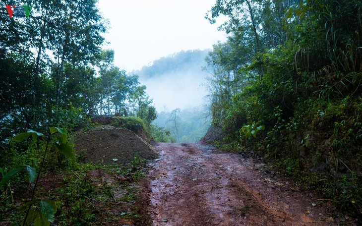 Daerah A Pa Chai ujung barat  – tempat di mana suara ayam berkokok didengarkan di tiga negeri - ảnh 10