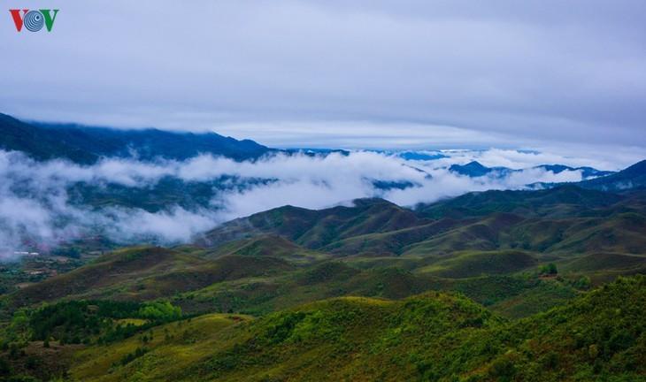 Daerah A Pa Chai ujung barat  – tempat di mana suara ayam berkokok didengarkan di tiga negeri - ảnh 9