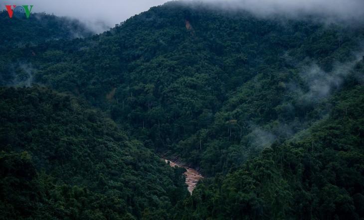 Daerah A Pa Chai ujung barat  – tempat di mana suara ayam berkokok didengarkan di tiga negeri - ảnh 7