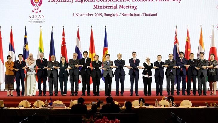 Perjanjian RCEP direncanakan tetap akan ditandatangani pada tahun ini - ảnh 1