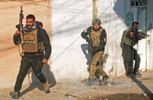 Irak membasmi seorang pemimpin senior IS - ảnh 1