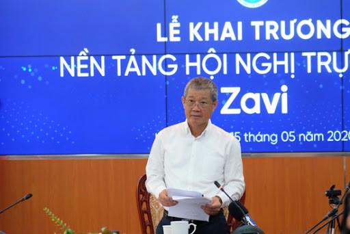 Meluncurkan pondasi Zavi – pondasi konferensi online yang pertama di Vietnam - ảnh 1