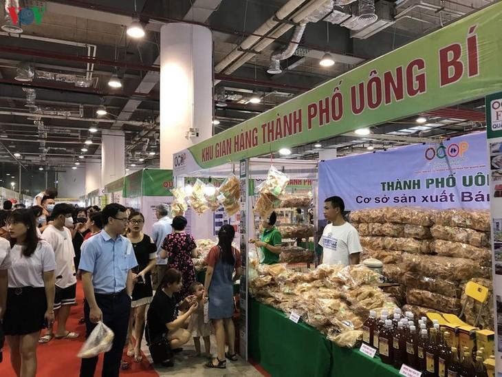 Pembukaan Pekan Raya OCOP Quang Ninh – Musim Panas 2020 - ảnh 1