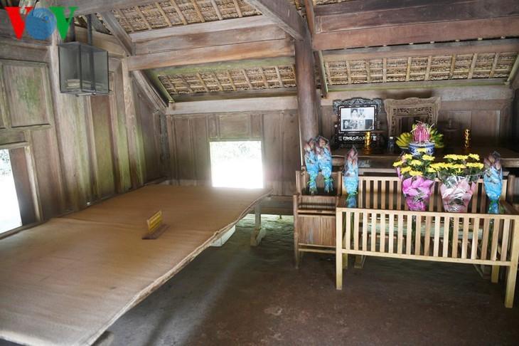 Rumah sederhana – tempat tinggal Paman Ho pada masa kanak-kanak dari tahun 1901-1906 - ảnh 4
