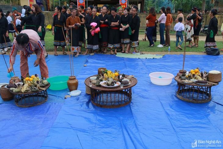 Warga etnis minoritas O Du di Kabupaten Tuong Duong, Provinsi Nghe An - ảnh 2