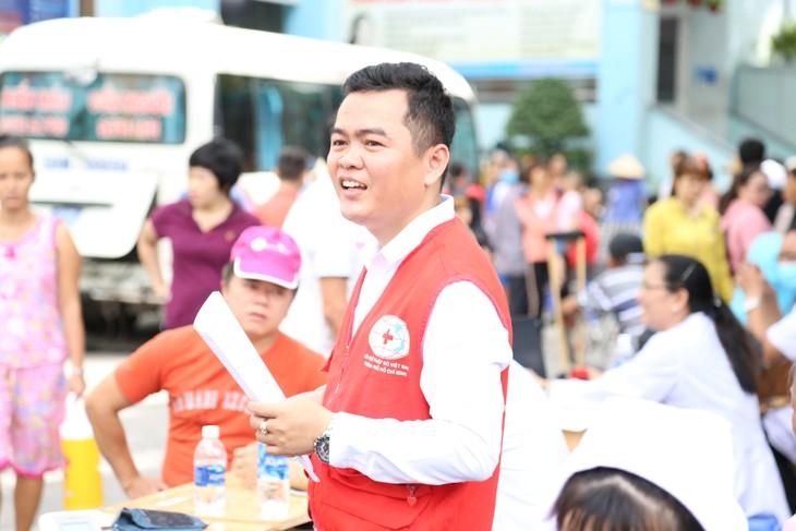 Kim Phuc Thanh – seorang dokter muda yang mengikuti teladan Presiden Ho Chi Minh dari hal-hal yang paling sederhana - ảnh 1
