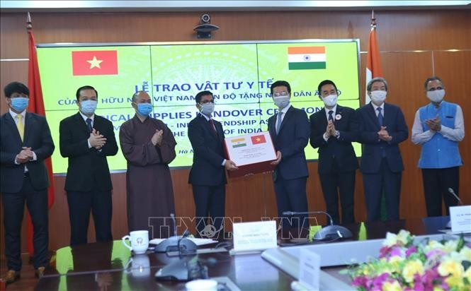 India-ASEAN terkait erat di banyak bidang - ảnh 1