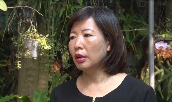 Profesor Muda, Doktor Tran Thi Thu Ha – seorang ilmuwan yang sepenuh hati dengan pohon herbal - ảnh 1