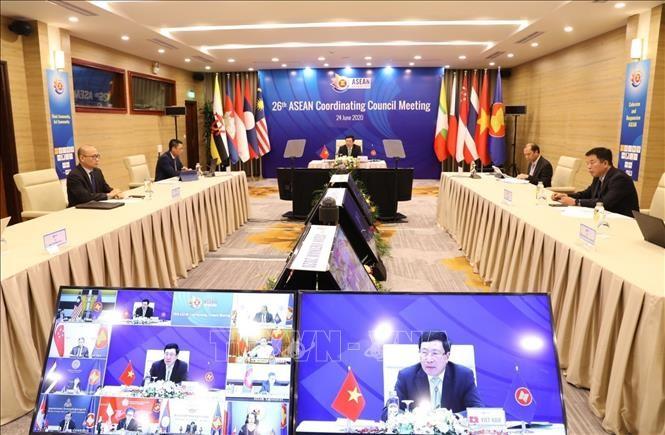 Pers Malaysia memberitakan KTT ASEAN secara menonjol - ảnh 1