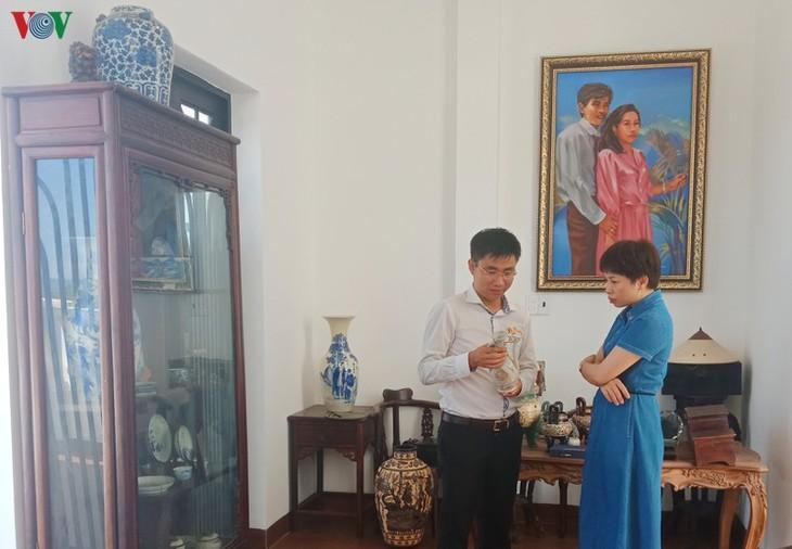 Rumah Guci menyimpan nilai-nilai kebudayaan daerah Tay Nguyen - ảnh 1