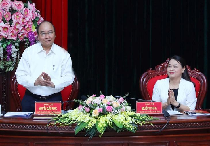 Provinsi Ninh Binh mengucurkan 72% modal investasi publik pada paruh pertama tahun 2020 - ảnh 1