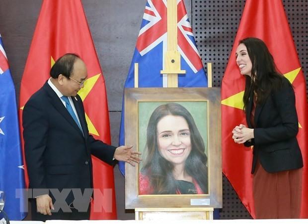 Vietnam ingin bersama-sama dengan Selandia Baru meningkatkan kerjasama bilateral - ảnh 1