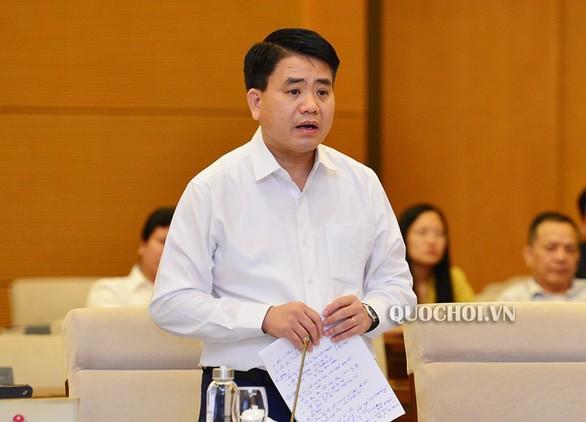 Ketua Komite Rakyat Kota Ha Noi mengeluarkan tilgram dinas darurat - ảnh 1