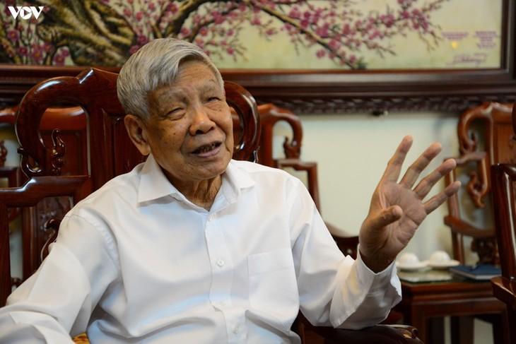 Mantan Sekjen  KS PKV Le Kha Phieu: Pemimpin yang menghormati praktek - ảnh 1