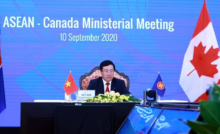 Satu ASEAN yang stabilitas demi kepentingan negara-negara mitra - ảnh 2