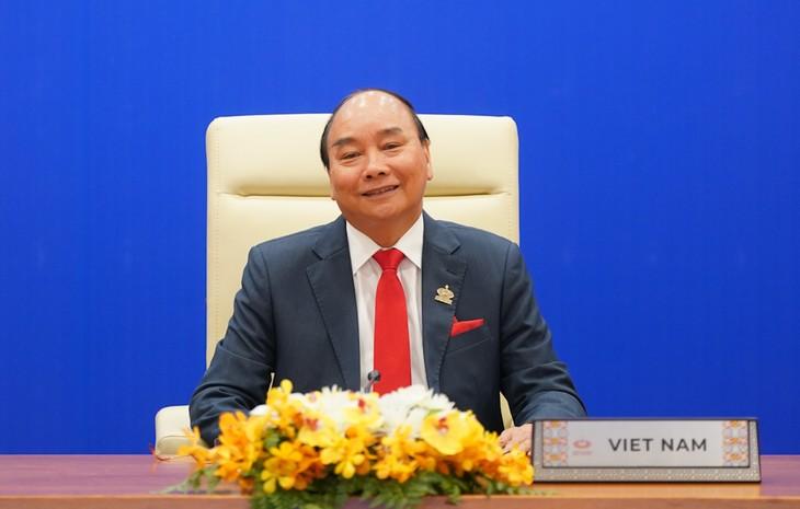 Membangun APEC demi Satu Masa Depan Bersama yang Mandiri, dan Sejahtera - ảnh 2