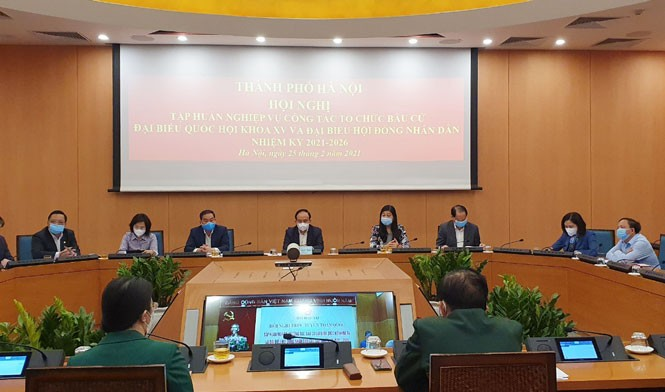 Anuncian requisitos adicionales para los candidatos a diputados y Consejos Populares en Vietnam - ảnh 1