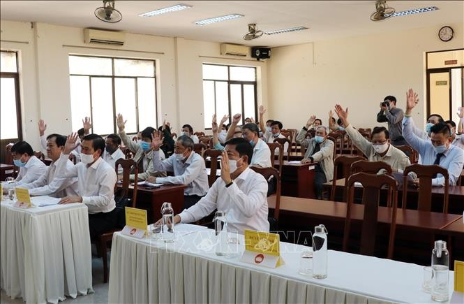 Provinsi Ninh Thuan Canangkan Gelombang Kompetisi Istimewa - ảnh 1