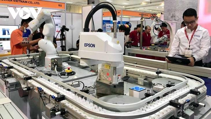 Menyambut Arus Investasi Baru-Vietnam Berfokus Mengembangkan Industri Penunjang Di Segmen-Segmen yang Lebih Tinggi - ảnh 1