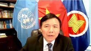 Pendirian Vietnam di Sidang  DK PBB tentang Situasi di Kolombia dan Sahara Barat - ảnh 1