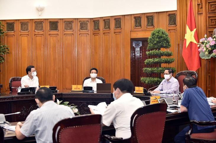 PM Pemerintah: Kegiatan Komunikasi dan Pemberitaan Harus Layani Tugas Pembelaan Tanah Air - ảnh 1