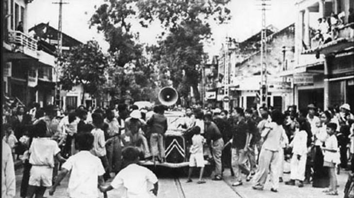 Peringatan HUT ke-76 Hari Revolusi Agustus (19/8/1945-19/8/2021: Ingatkan Hari-Hari Bulan Agustus yang Heroik  - ảnh 1