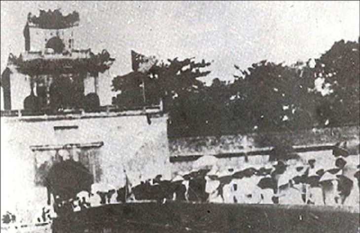 Peringatan HUT ke-76 Hari Revolusi Agustus (19/8/1945-19/8/2021: Ingatkan Hari-Hari Bulan Agustus yang Heroik  - ảnh 6
