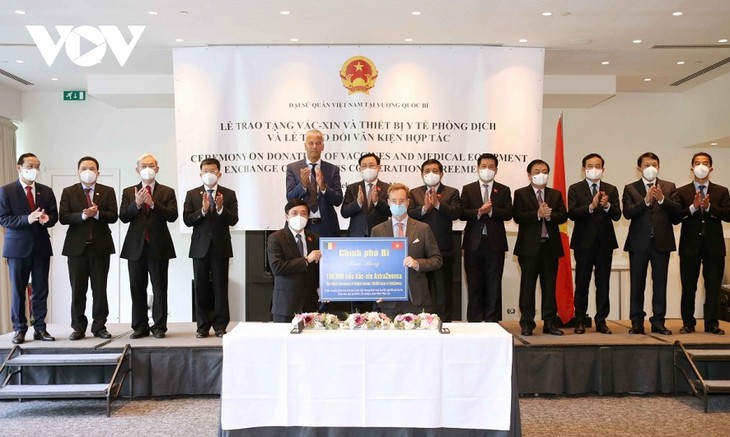 MN Vietnam Perkuat Kegiatan Hubungan Luar Negeri  Multilateral dan Bilateral - ảnh 2