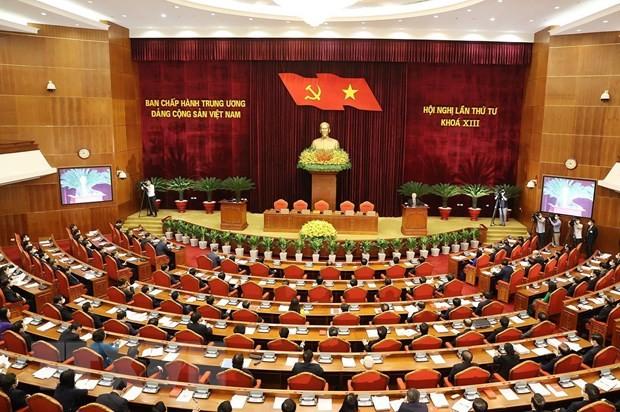 Penuhi Kepercayaan Rakyat Tentang  Pembangunan Partai Komunis - ảnh 2
