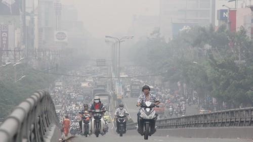 La qualité de l'air à Hanoi - ảnh 1