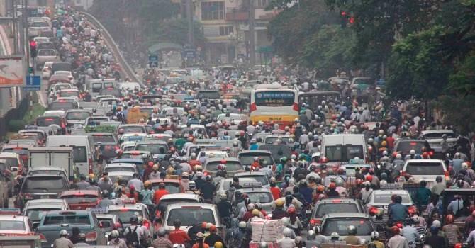 La qualité de l'air à Hanoi - ảnh 2
