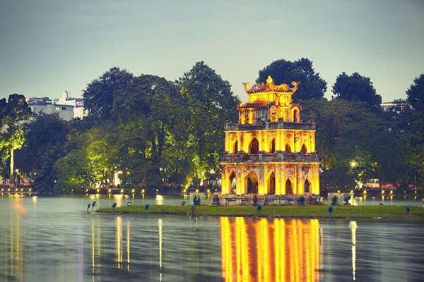 Hanoi parmi les plus belles villes du monde - ảnh 1