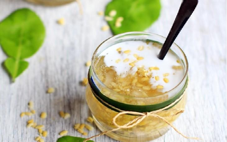 Vietnamese Pomelo sweet soup  - ảnh 1