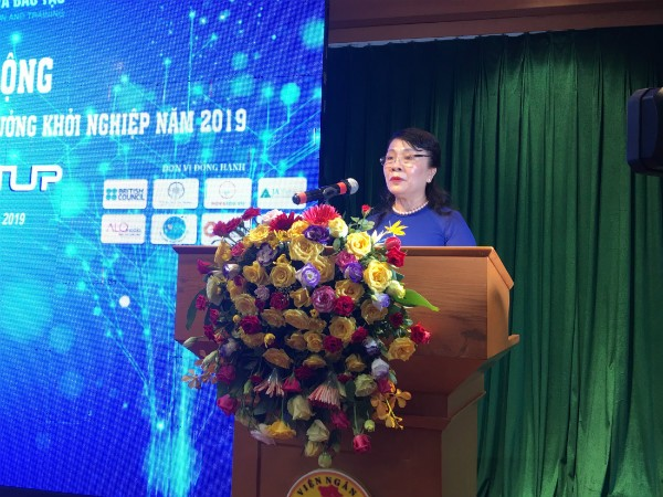 Student start-up competition launched - ảnh 1