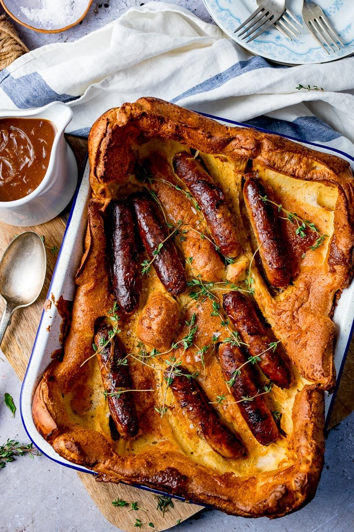 Toad in the hole - ảnh 2