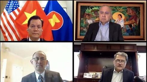 Vietnam attends ASEAN Committee meeting in US - ảnh 1