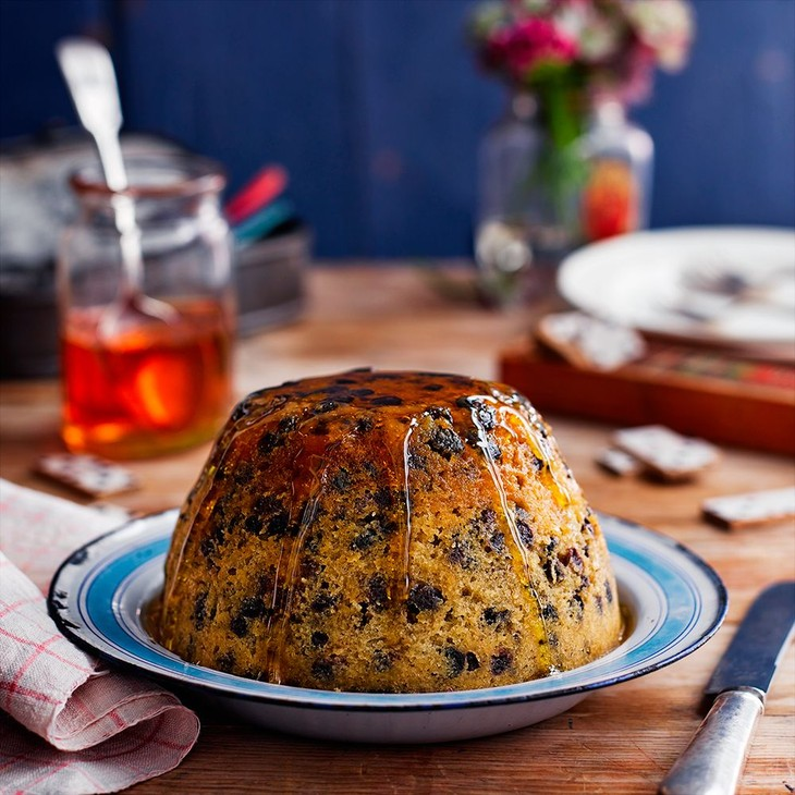 Spotted dick  - ảnh 2
