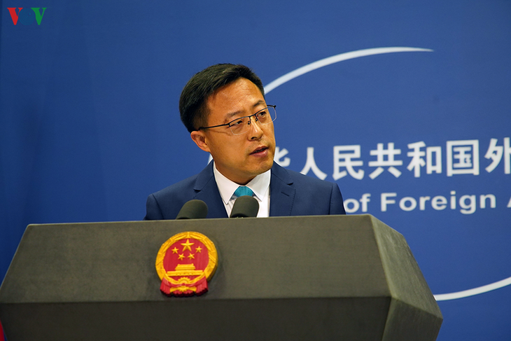 China responds to Trump's letter to WHO Director General - ảnh 1