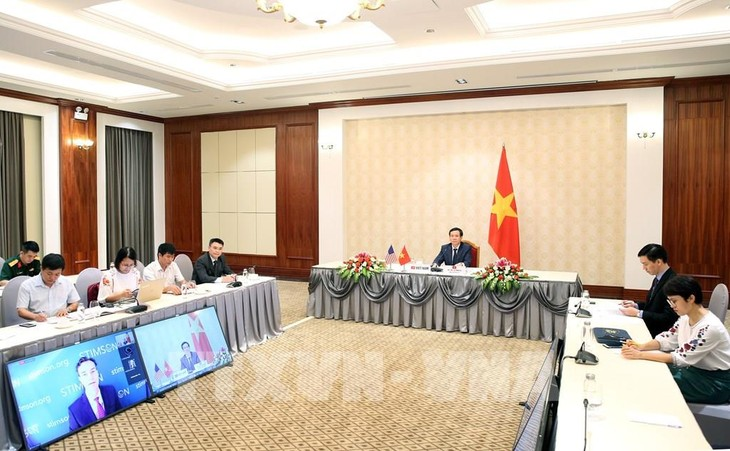 Conference discusses normalization of US-Vietnam relations - ảnh 1